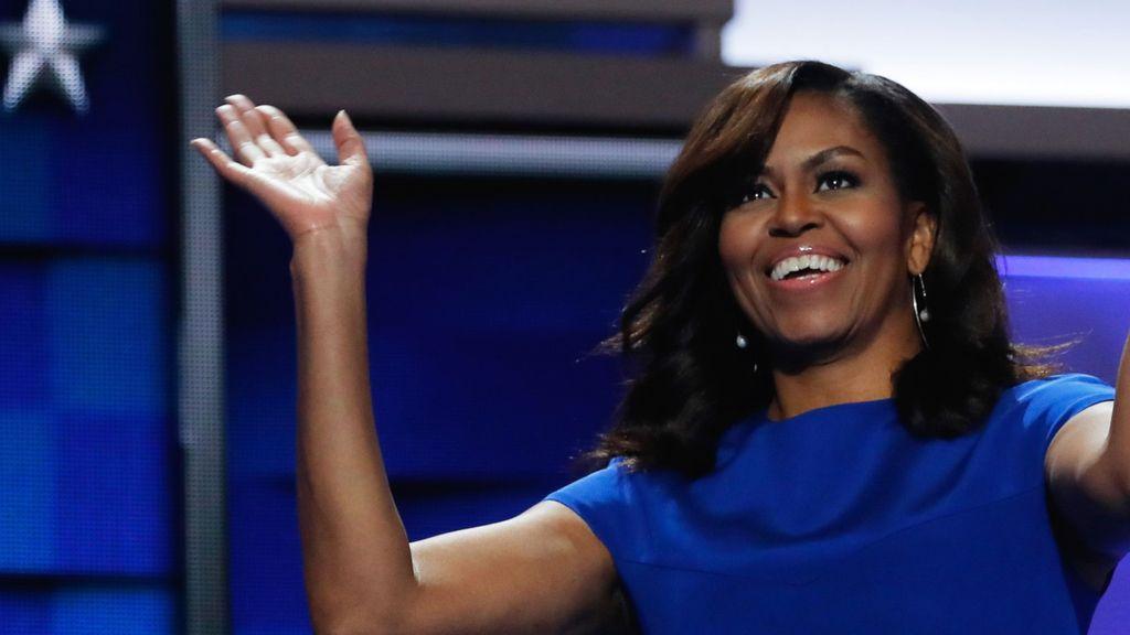 Ini Cara Michelle Obama Agar Tetap Bugar