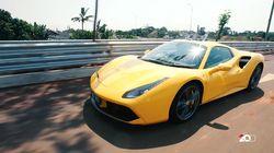 Ngebut Bareng Ferrari 488 Spider