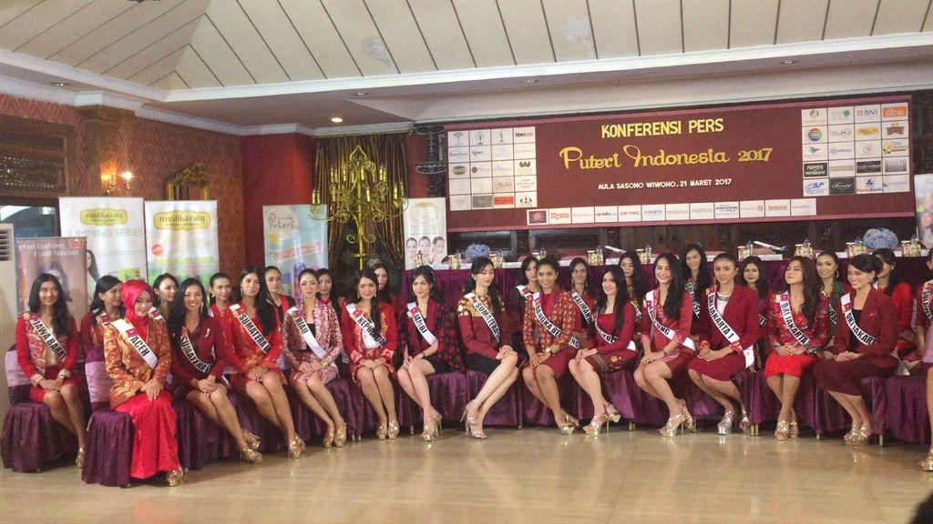 Ini yang Baru dari Putri Indonesia 2017