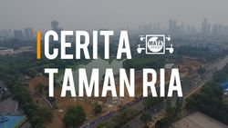Kilas Balik Taman Ria Senayan