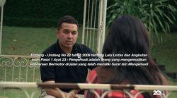 Rifat Sungkar Bicara Soal No Driving Under 17