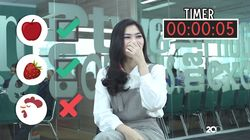 Give Me 5 Seconds Challenge Bareng Isyana Sarasvati