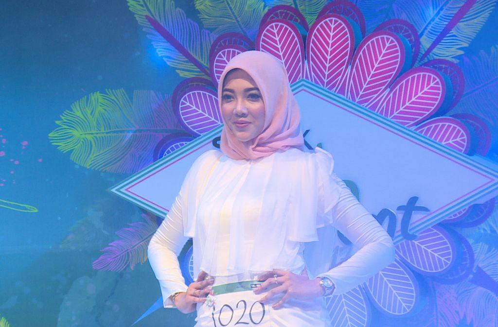 20 Besar Sunsilk Hijab Hunt 2017 Yogyakarta - Rintan Fadilla Ghasani