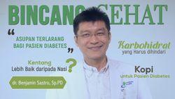 Asupan Untuk Pasien Diabetes