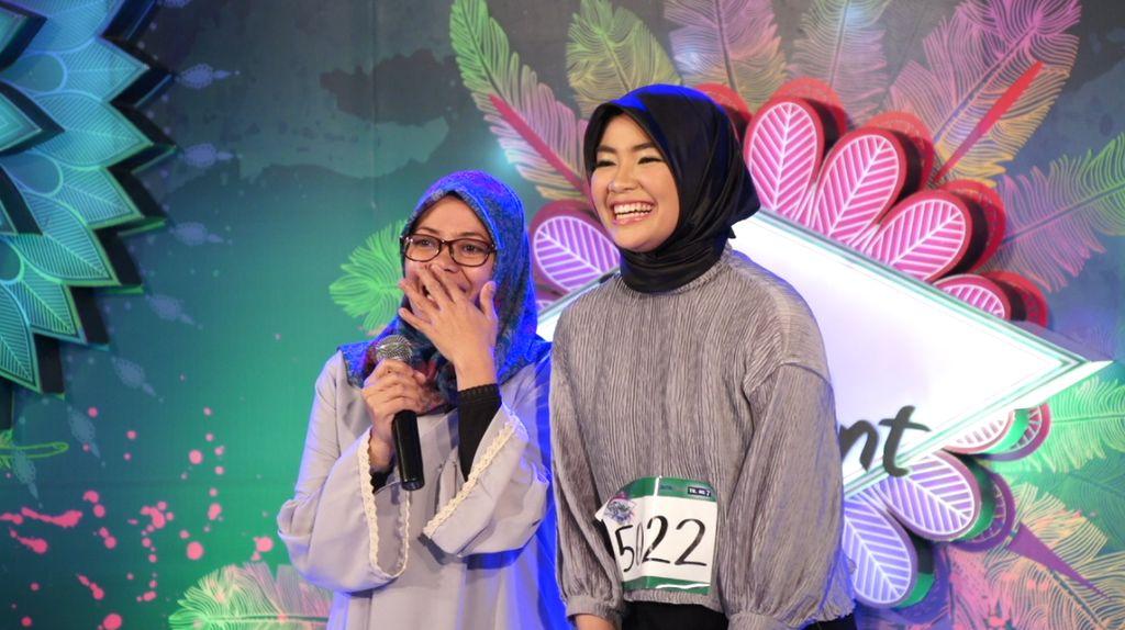 30 Besar Sunsilk Hijab Hunt 2017 Bandung - Rr. Peavey Nadya Iriawan