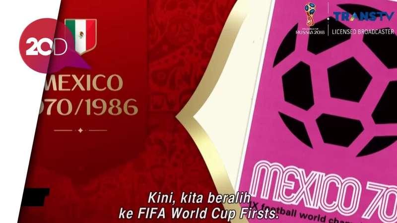 Serba Pertama di Piala Dunia Meksiko 1970