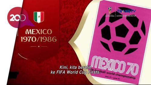 Sejarah-sejarah yang Tercipta di Piala Dunia Meksiko 1986