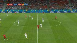 Ronaldo Vs Spanyol, Ini Dia Gayanya di Pertandingan