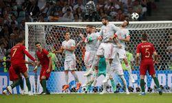 Highlight Full Time Portugal Vs Spanyol