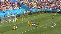 Highlight Babak I Prancis Vs Australia