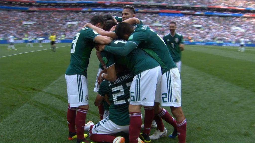 Highlight Babak I Jerman Vs Meksiko