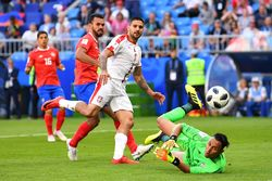Highlight Full Time Kosta Rika Vs Serbia