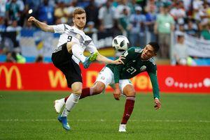 Highlight Full Time Jerman Vs Meksiko