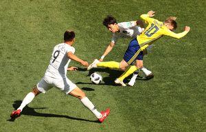 Highlight Full Time Swedia Vs Korsel