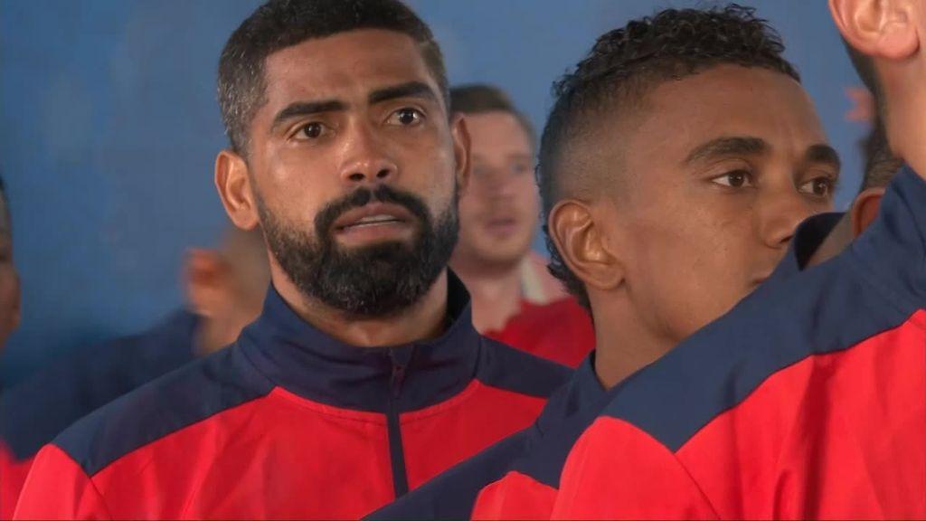 Haru Saat Lagu Nasional Panama Menggema di Piala Dunia 2018