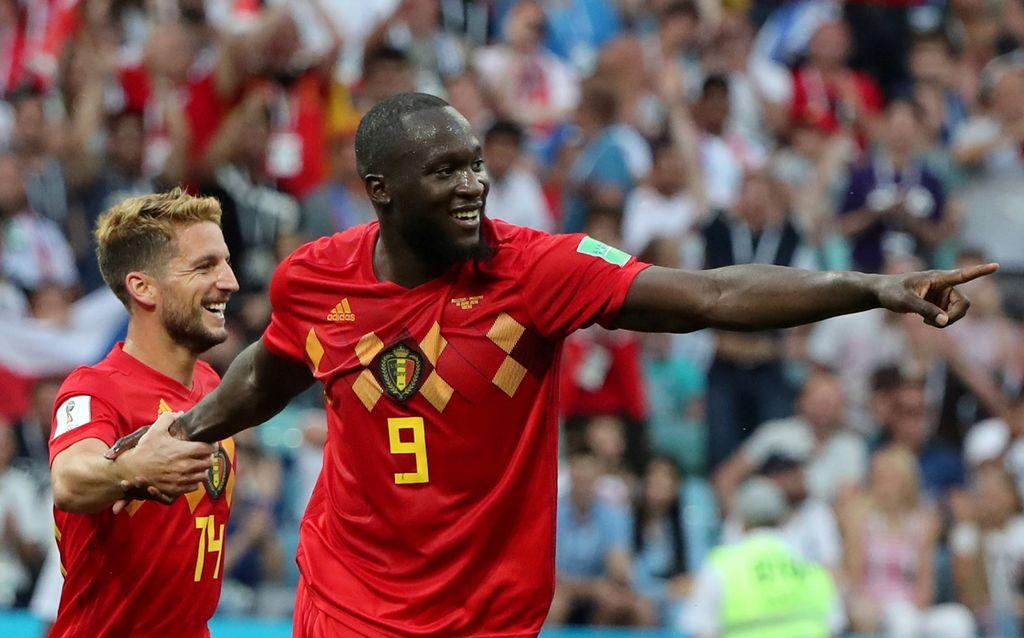Highlight Full Time Belgia Vs Panama