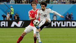 Highlight Babak I Rusia Vs Mesir