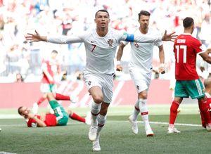 Highlights Babak I Portugal Vs Maroko