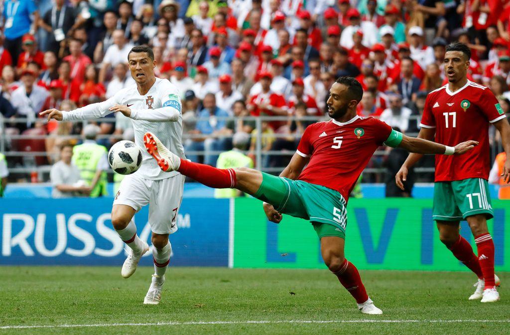 Highlights: Portugal vs Maroko 1-0