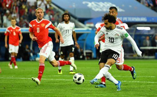 Highlight Full Time Rusia Vs Mesir