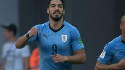 Highlights Babak I Uruguay Vs Arab Saudi