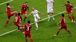 Highlights Babak I Iran Vs Spanyol