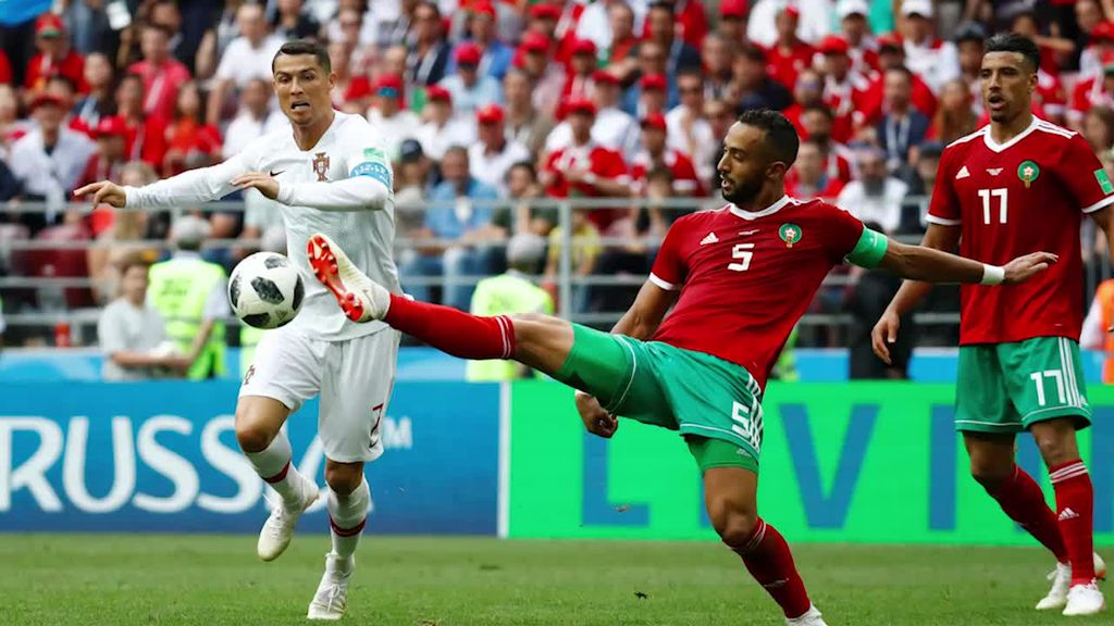Fakta-fakta Pertandingan Piala Dunia Tadi Malam