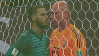 Blunder Fatal Dua Kiper Top di Piala Dunia 2018