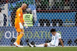Highlights: Argentina Vs Kroasia 0-3