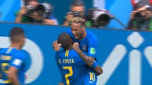 Highlights: Brasil Vs Kosta Rika 2-0