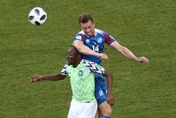 Highlights Babak I Nigeria Vs Islandia