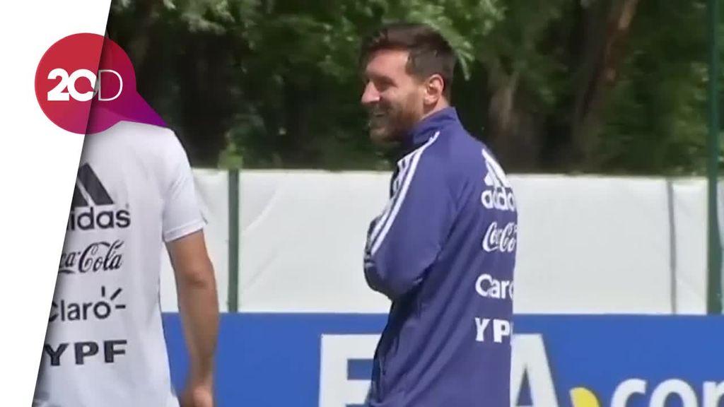 Ramai-ramai Bela Messi