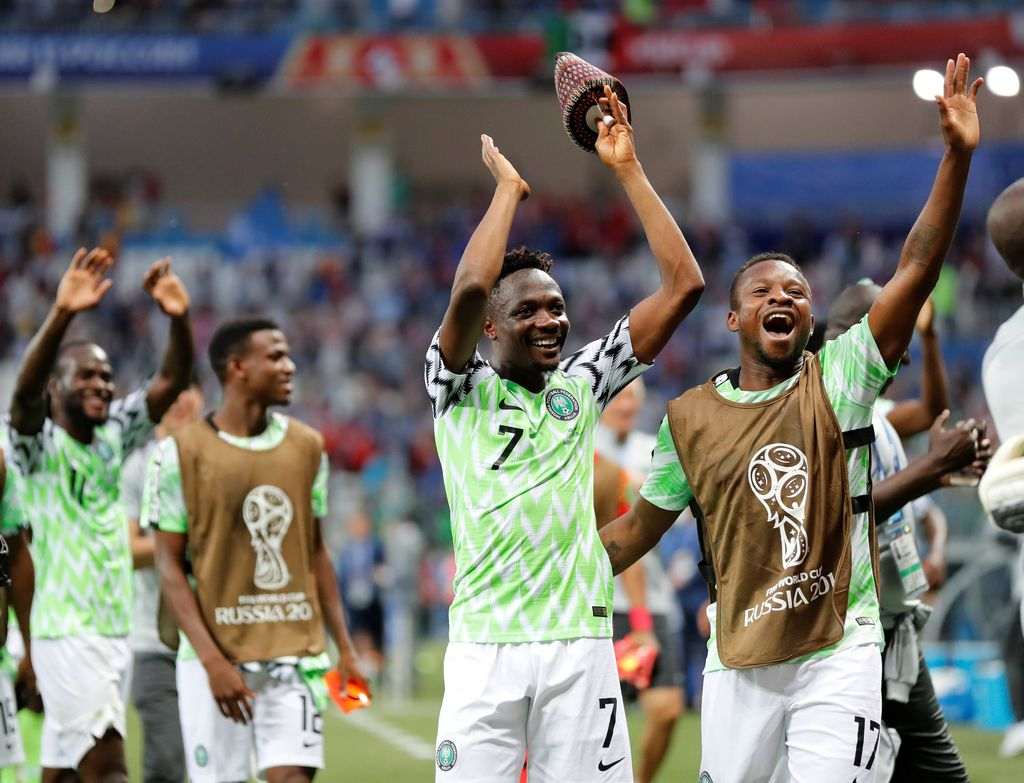 Highlights: Nigeria Vs Islandia 2-0