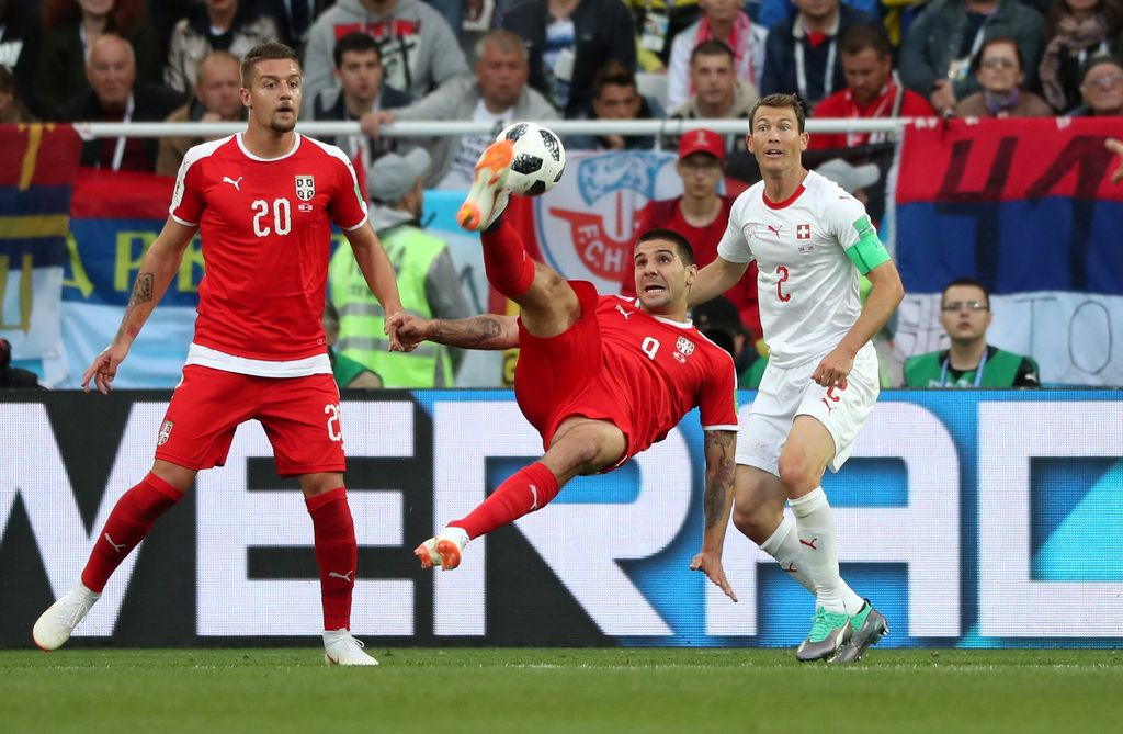 Highlights Babak I Serbia Vs Swiss