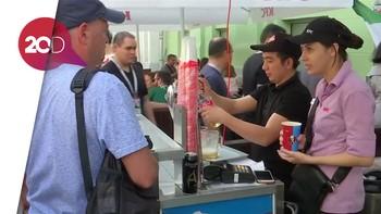 Piala Dunia Kerek Penjualan Bir di Rusia