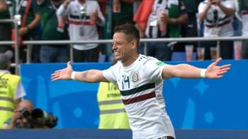 Dua Gol yang Buat Meksiko di Ambang Kelolosan ke-16 Besar