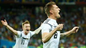 Highlights: Jerman Vs Swedia 2-1