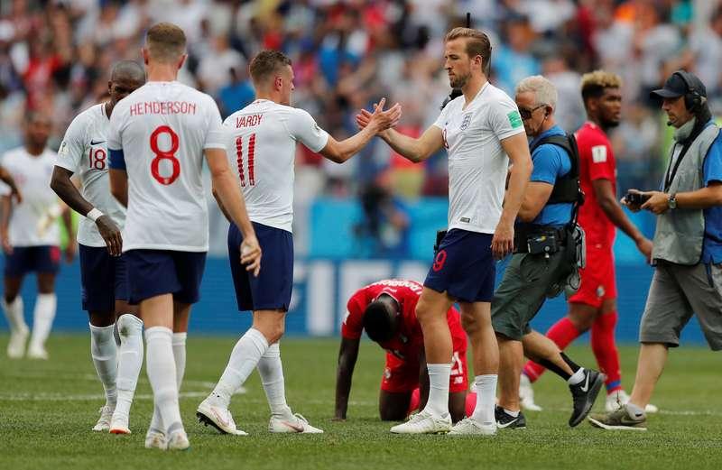 Highlights: Inggris Vs Panama 6-1