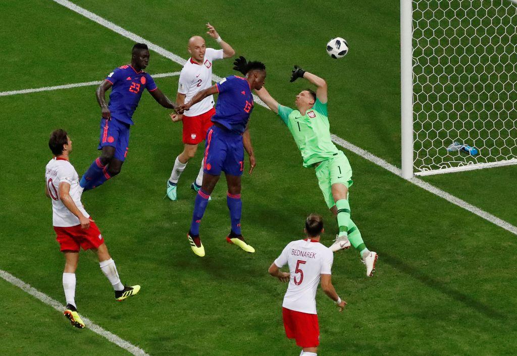Highlights Babak I Polandia V Kolombia