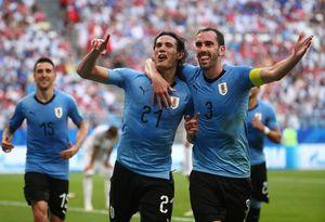 Highlights: Uruguay VS Rusia 3-0