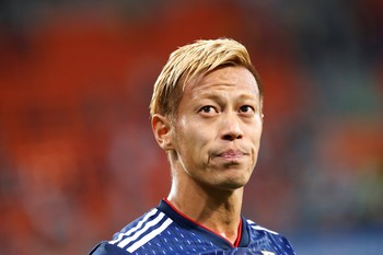 Supersub Keisuke Honda, 2 game: 1 Gol dan 1 Assist