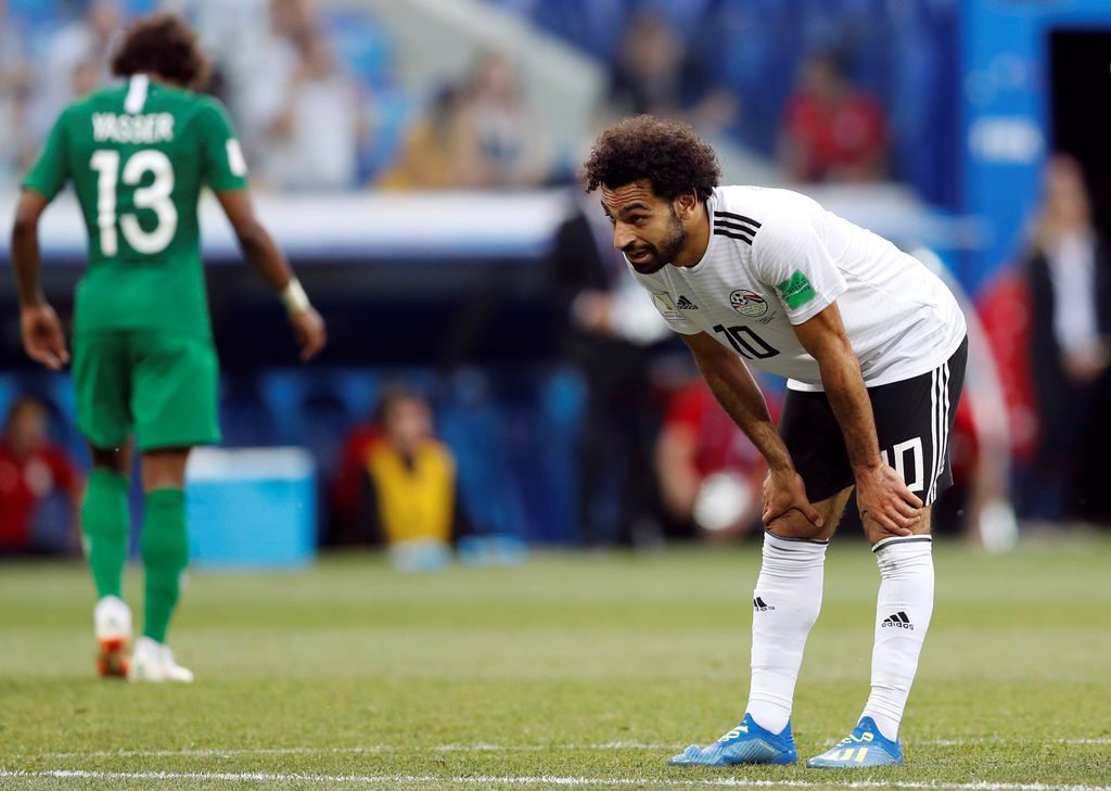 Highlights: Arab Saudi VS Mesir 2-1