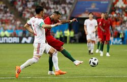 Highlights Babak I Iran Vs Portugal