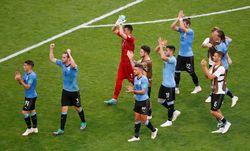 Raihan Sempurna Uruguay di Fase Grup Piala Dunia 2018