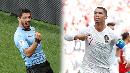 Adu Tajam Ronaldo Vs Suarez