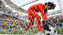 Rekor! Piala Dunia 2018 Surga Gol Bunuh Diri