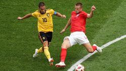 Highlights: Belgia Vs Inggris 2-0