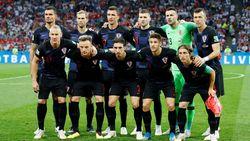 Kroasia Menuju Final Piala Dunia 2018