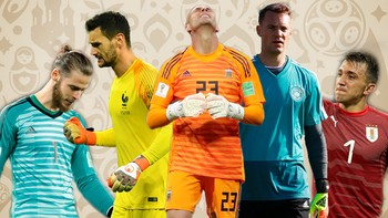 Blunder Fatal Kiper Top di Piala Dunia 2018