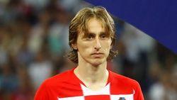 Luka Modric, Pemilik Bola Emas Piala Dunia 2018